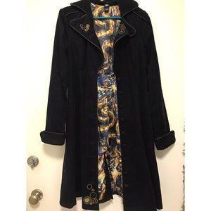 Jackets & Blazers - Doctor Who Tardis Dress Coat